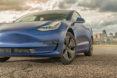 Tesla 3M Authorized Wraps